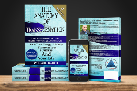 ARE YOU READY FOR TRANSFORMATION?